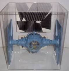 STAR WARS VINTAGE LOOSE TIE FIGHTER GRADING