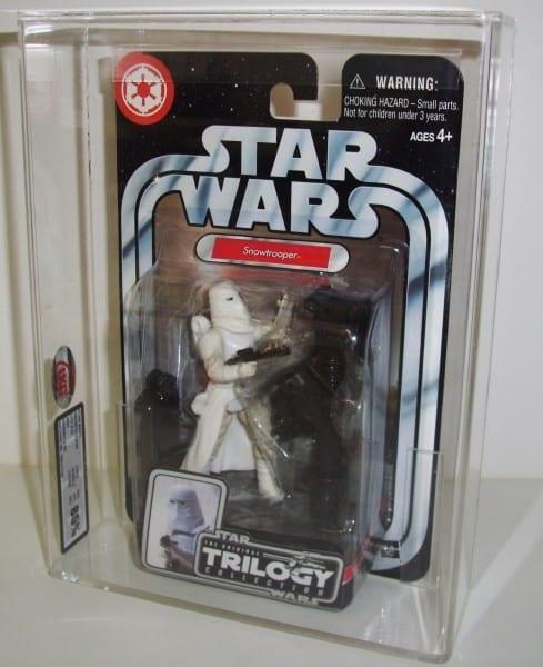 Star Wars MOC OTC GRADING
