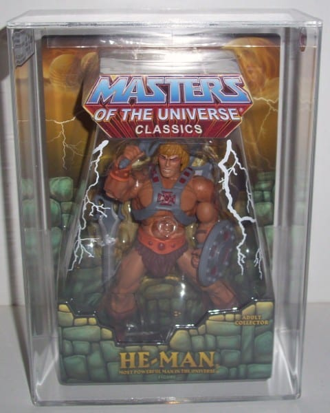 MASTERS OF THE UNIVERSE MODERN MOSC CLASSICS FIGURE GRADING