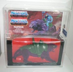 MASTERS OF THE UNIVERSE VINTAGE MISB BATTLE CAT/PANTHOR GRADING