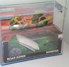 MASTERS OF THE UNIVERSE VINTAGE MISB ROAD RIPPER GRADING