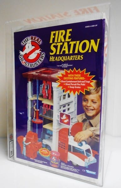 GHOSTBUSTERS MISB FIRE STATION
