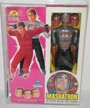 SIX MILLION DOLLAR MAN MISB 12 INCH DOLL GRADING