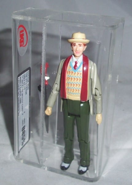 DOCTOR WHO DAPOL LOOSE FIGURE GRADING