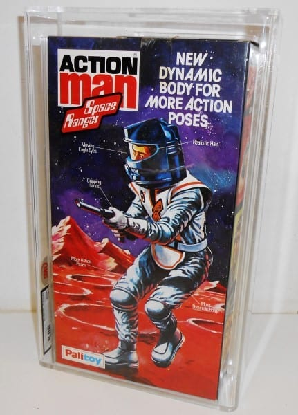 ACTION MAN PALITOY VINTAGE MISB DOLL
