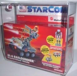 STARCOM MISB M-6 RAILGUNNER GRADING