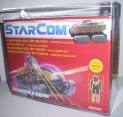 STARCOM MISB SHADOW RAIDER GRADING
