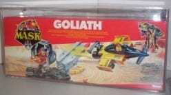 MASK VINTAGE BOXED GOLIATH GRADING