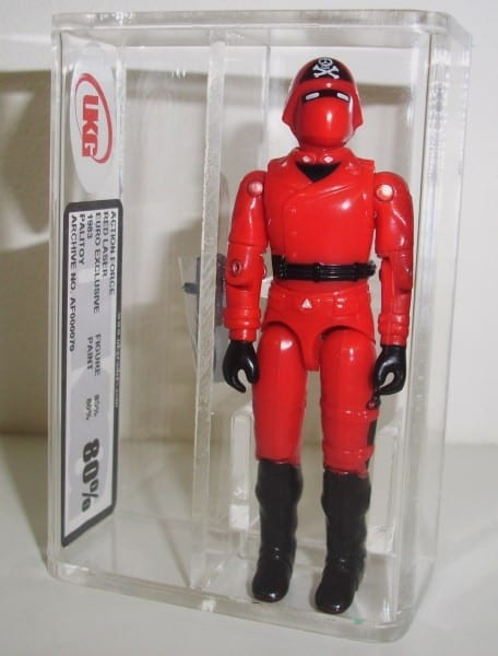 PALITOY ACTION FORCE LOOSE FIGURE GRADING