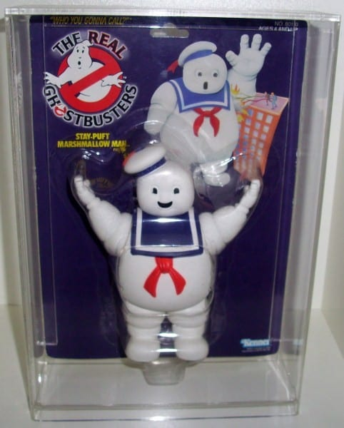 Ghostbusters large oversized carded figure