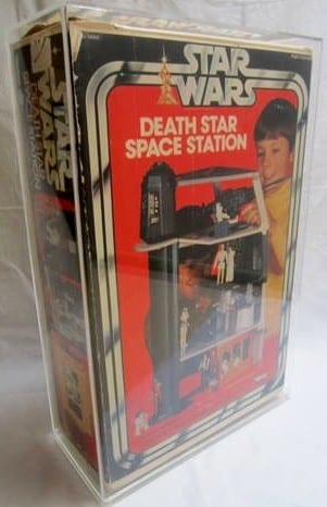 DEATH STAR SPACE STATION KENNER