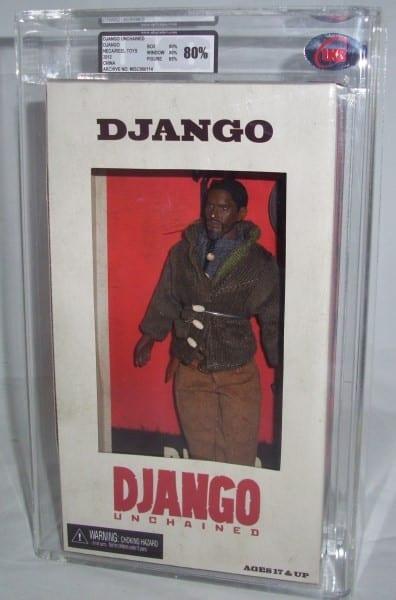 """DJANGO 8"""" DOLL MISB GRADING"""