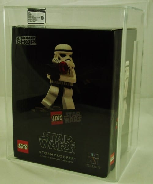 LEGO MAQUETTE GENTLE GIANT FIGURE MISB GRADING