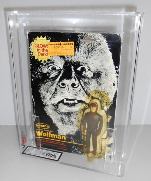 UNIVERSAL MONSTERS REMCO MOC GRADING