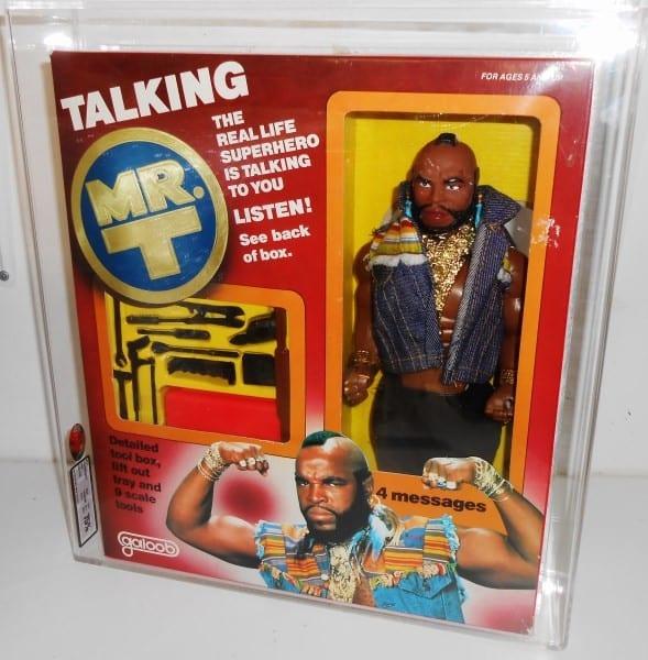 MR-T TALKING 12 INCH DOLL