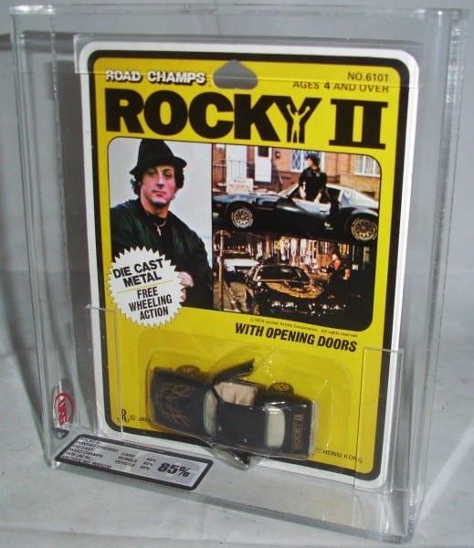 ROCKY II TRANS AM MOSC GRADING
