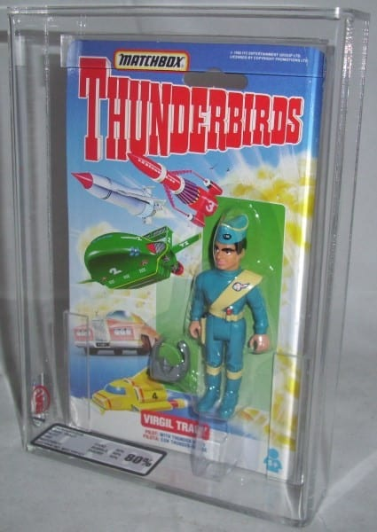 THUNDERBIRDS MATCHBOX MOC GRADING