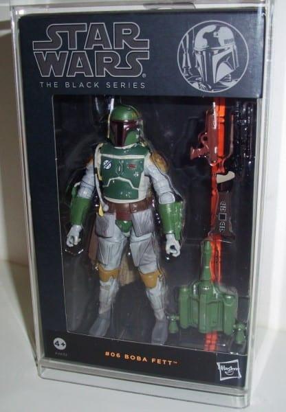 Star Wars Black Series 6 inch Figure Display Case