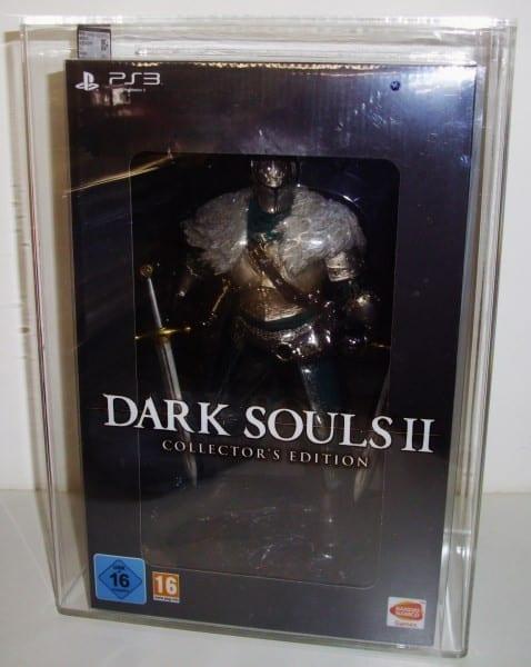 SONY PS3 DARK SOULS II LIMITED EDITION BOXSET GRADING