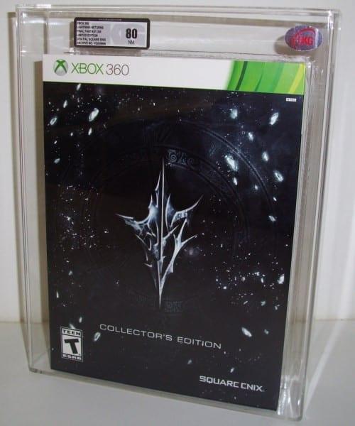 XBOX 360 FF XIII LIGHTNING RETURNS GRADING