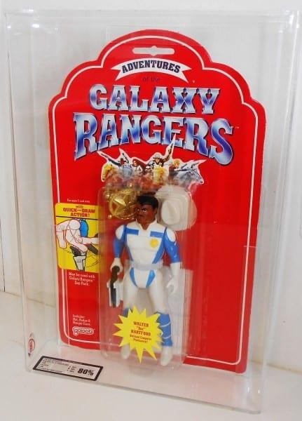 GALAXY RANGERS GALOOB MOC GRADING