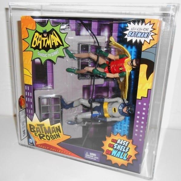BATMAN & ROBIN T.V CLASSICS BOXSET GRADING