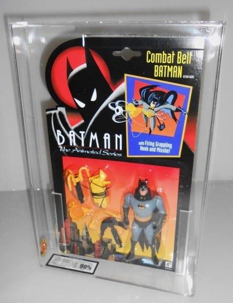 BATMAN ANIMATED SERIES MOC GRADING