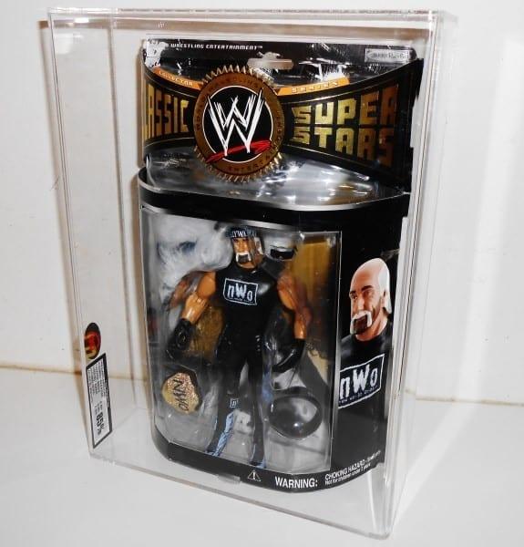 WWE CLASSIC SUPER STARS MOC GRADING