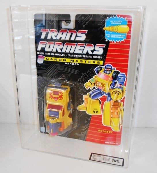 TRANSFORMERS G1 CANON MASTERS GRADING