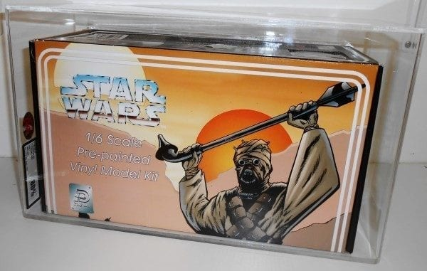 Star Wars Polydata Kit Grading