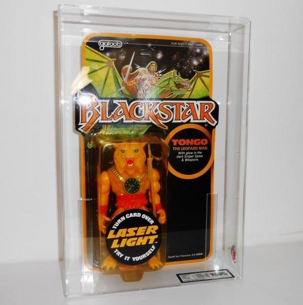 BLACKSTAR CARDED FIGURE GRADING