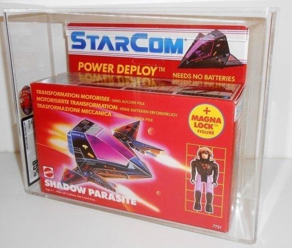 STARCOM PARASITE GRADING