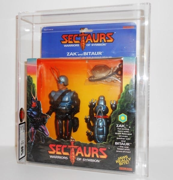 SECTAURS BOXED GRADING