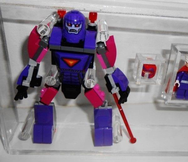 Lego Marvel Super Heroes 76022 Loose Custom Grading
