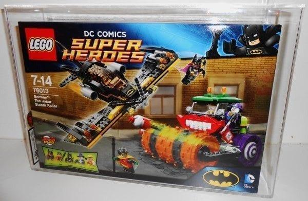 Lego 76013 Batman The Joker Steam Roller Grading