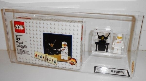 Lego Classic Spaceman Set Grading
