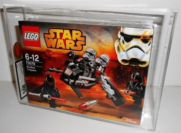 Lego Mini Figure sets Grading