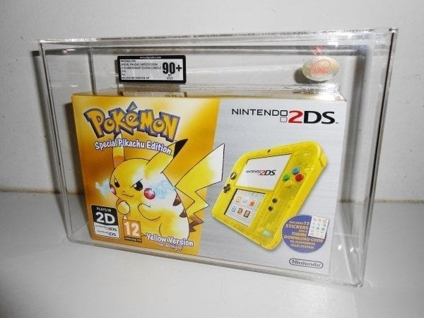 2DS GAME CONSOLE GRADING