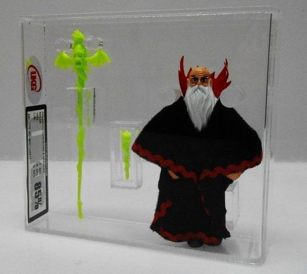 DUNGEONS & DRAGONS LOOSE FIGURE GRADING