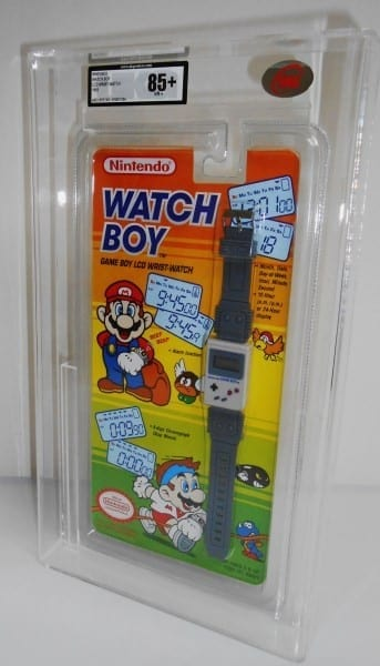 Nintendo Gameboy Watch Grading Uk Graders