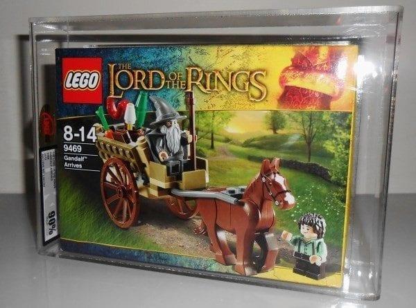 LEGO 9469 GANDALFS RETURN MISB GRADING