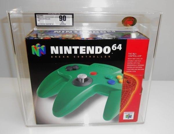 Nintendo N64 Controller Grading