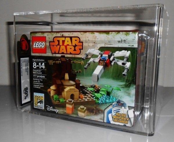 Lego Star Wars SDCC Dagobah Set