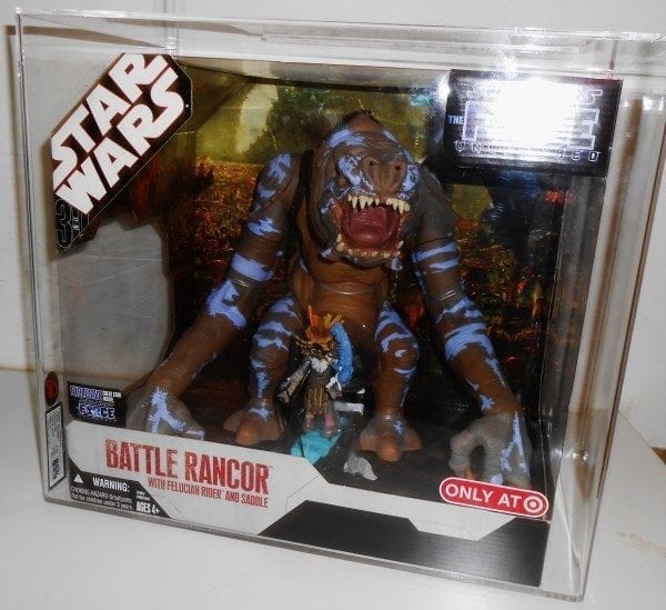 STAR WARS THE FORCE UNLEASHED RANCOR GRADING