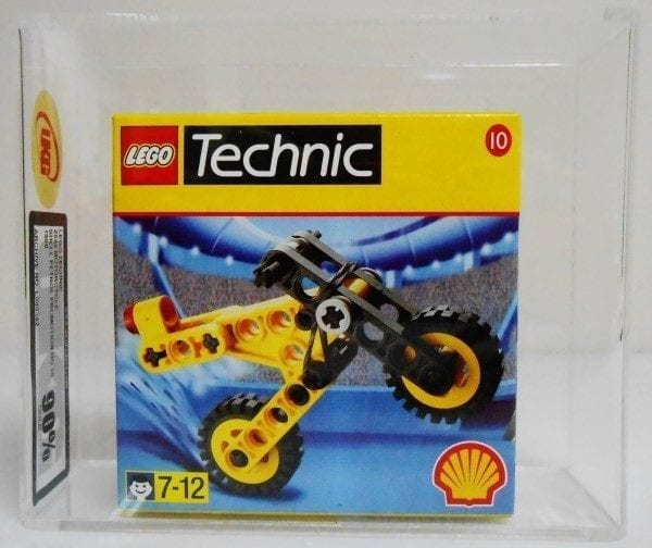 LEGO SHELL PROMOTION SMALL BOXED SET GRADING