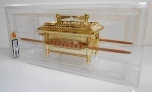 "INDIANA JONES ARK OF THE COVENANT MAIL AWAY 12"" SCALE GRADING"