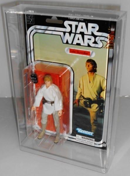Star Wars 40th Anniversary MOC Slide Bottom
