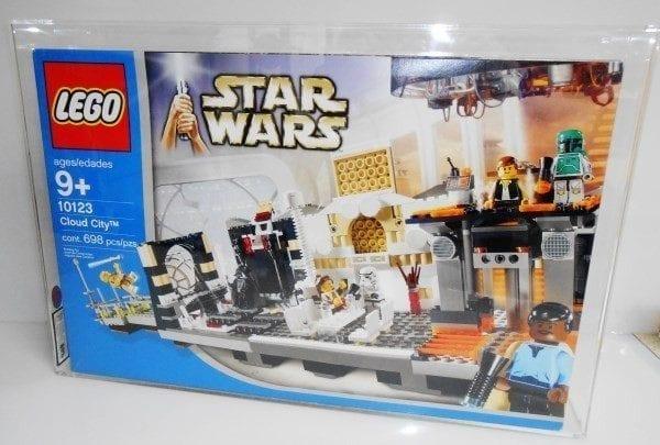 STAR WARS LEGO CLOUD CITY SET 10123 GRADING