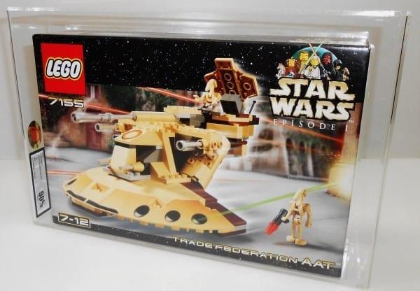 LEGO TRADE FEDERATION ATT 7155 GRADING