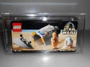 LEGO STAR WARS DROID ESCAPE 7106